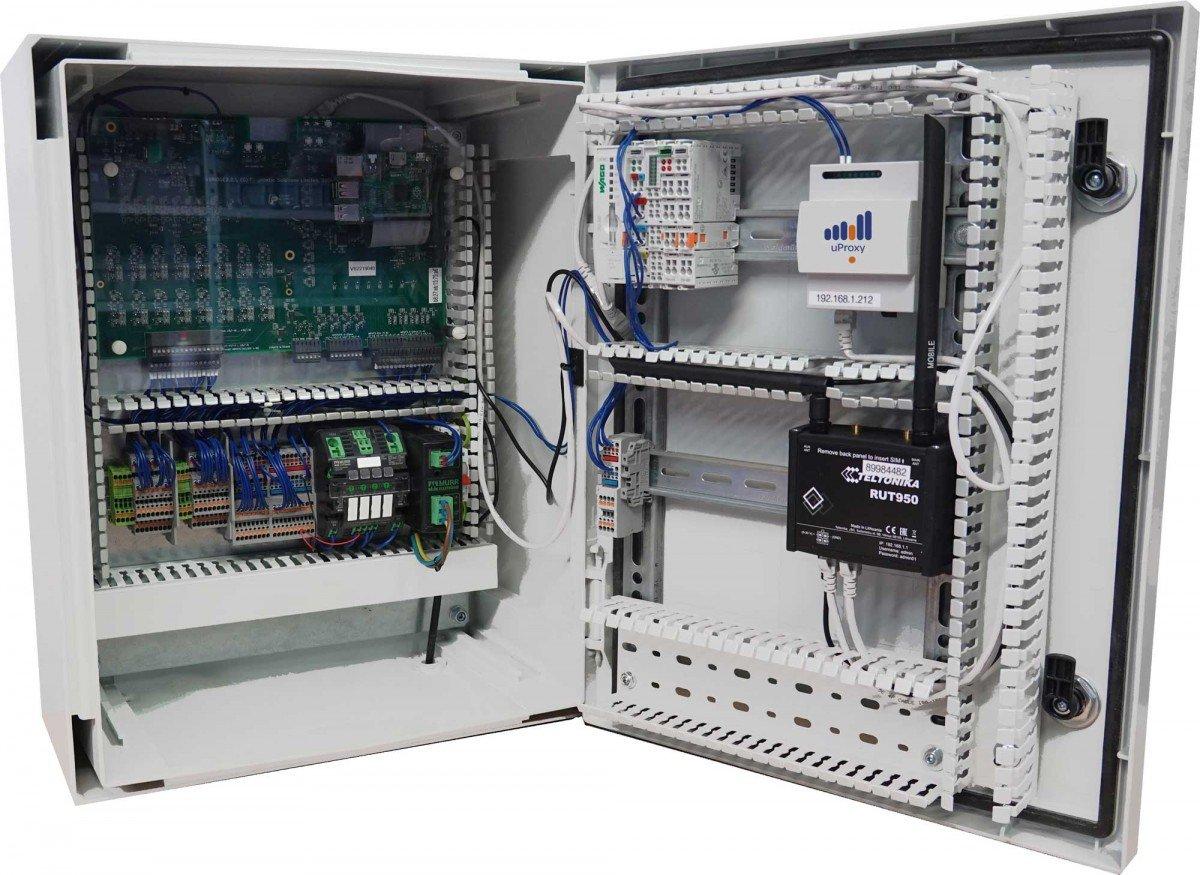 uBridge online condition monitoring system