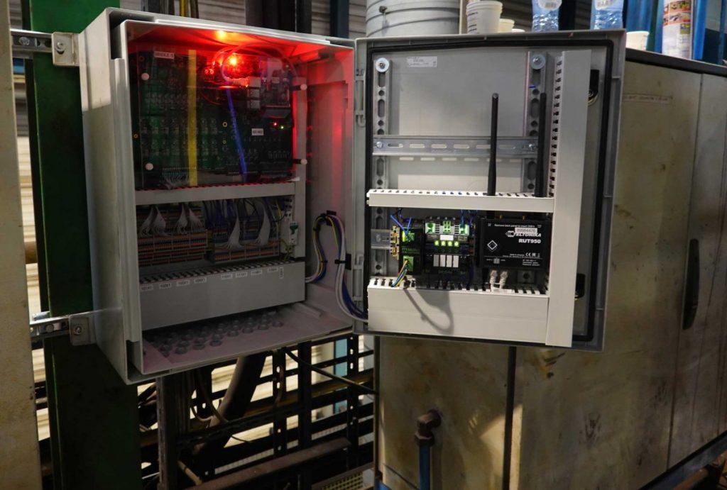 uBridge online condition monitoring system industry