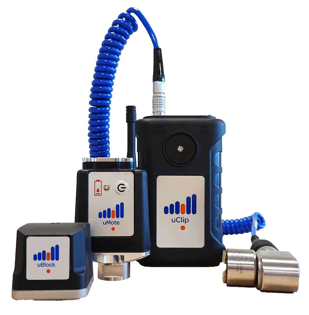 Vibration measurement devices